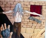 Illustration for Deby's short story, 'Jerusalem'.