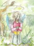 Random elf sketch by Aerio